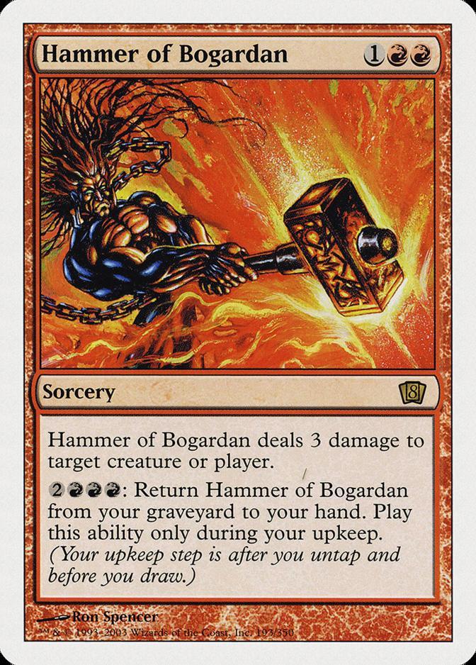 Hammer of Bogardan [8ED]