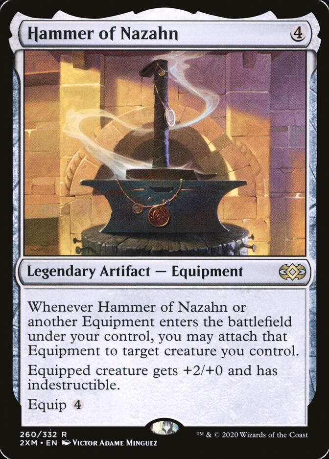 Hammer of Nazahn [2XM]