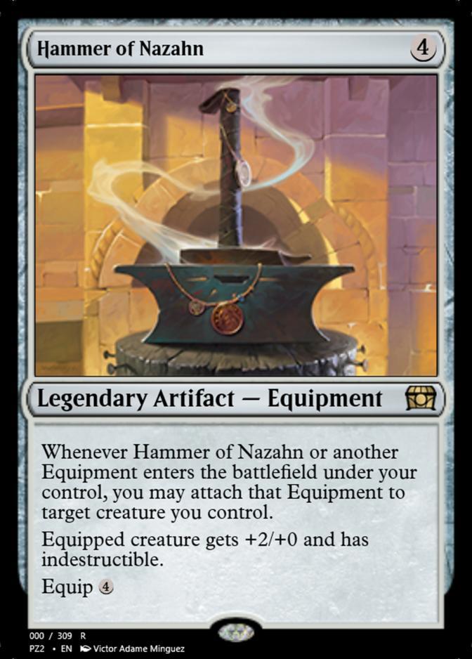 Hammer of Nazahn [PZ2] (F)