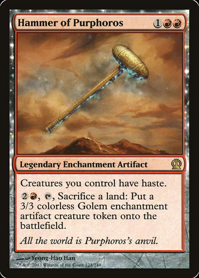 Hammer of Purphoros [THS]