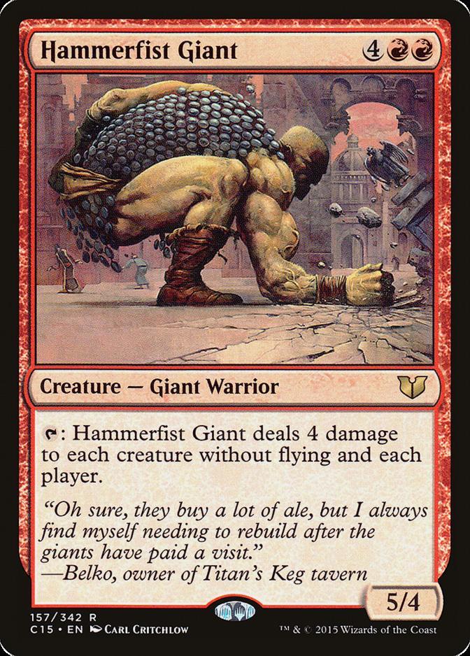 Hammerfist Giant [C15]
