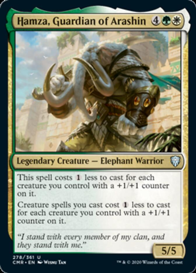 Hamza, Guardian of Arashin [CMR]