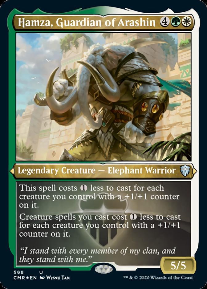 Hamza, Guardian of Arashin [PCMR] (F)