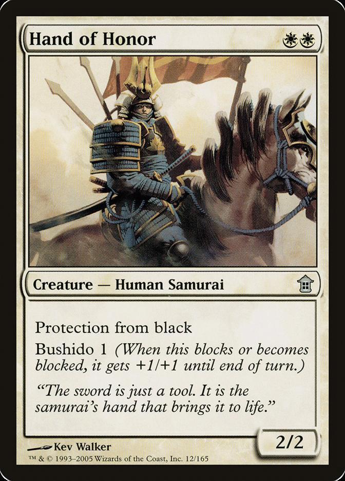 Hand of Honor [SOK]