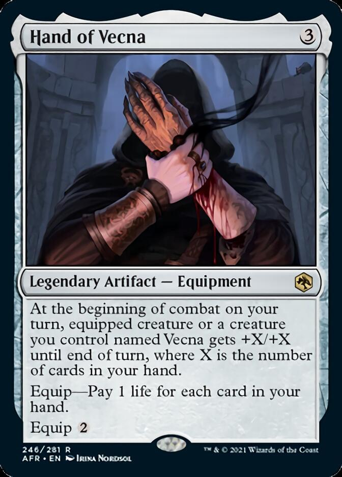 Hand of Vecna [AFR]