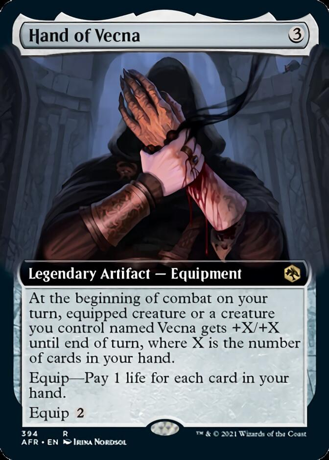 Hand of Vecna <extended> [AFR]