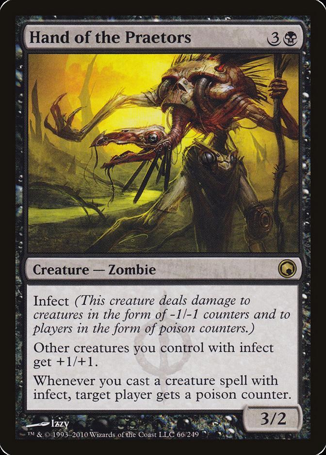 Hand of the Praetors [SOM]