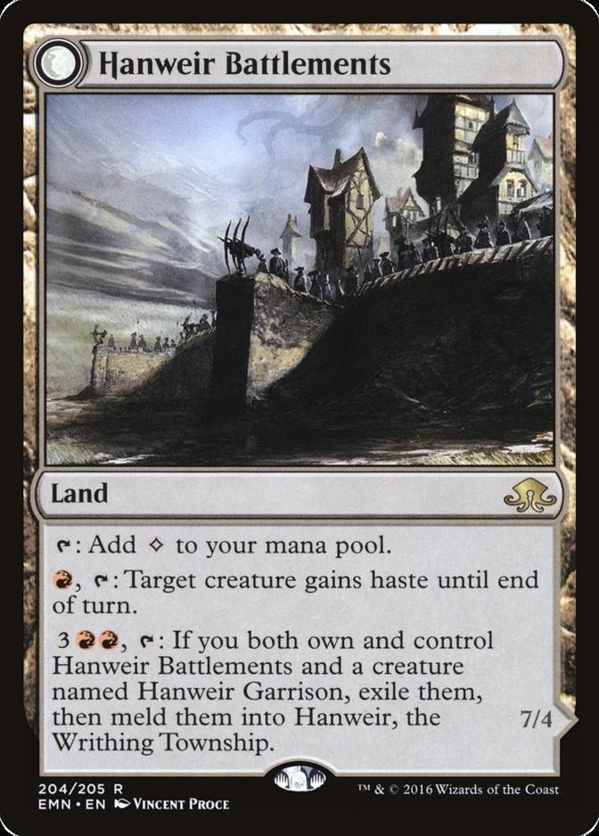 Hanweir Battlements [EMN]