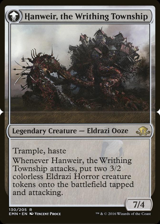 Hanweir, the Writhing Township [EMN]