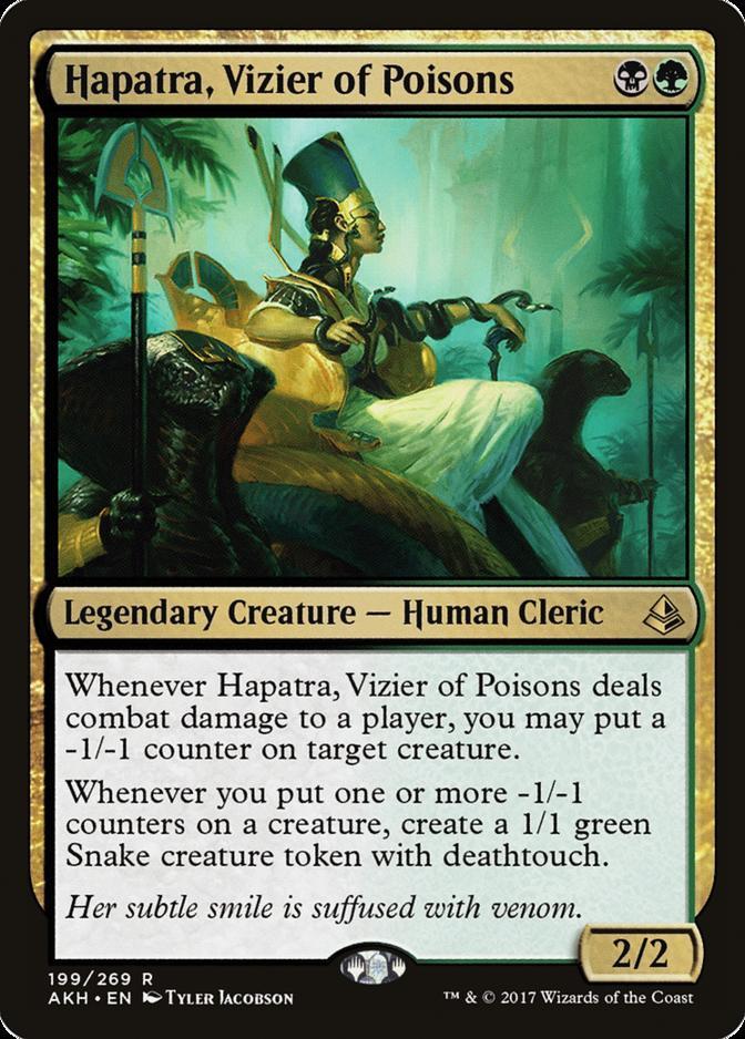Hapatra, Vizier of Poisons [AKH]