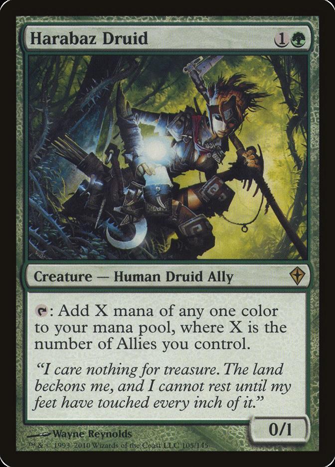Harabaz Druid [WWK]