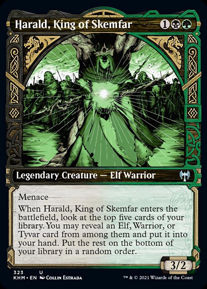 Harald, King of Skemfar <showcase> [KHM]