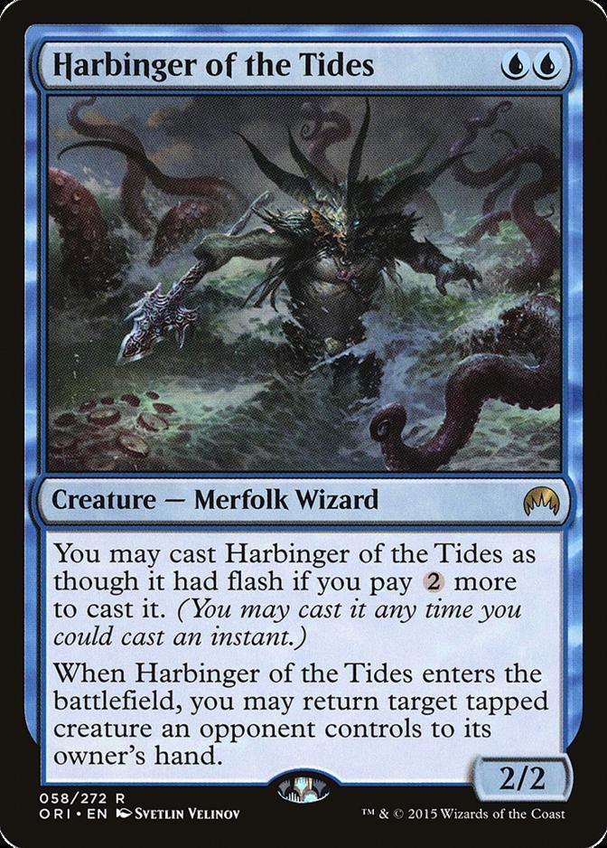 Harbinger of the Tides [ORI]