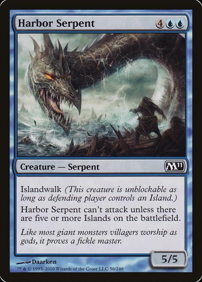 Harbor Serpent [M11]
