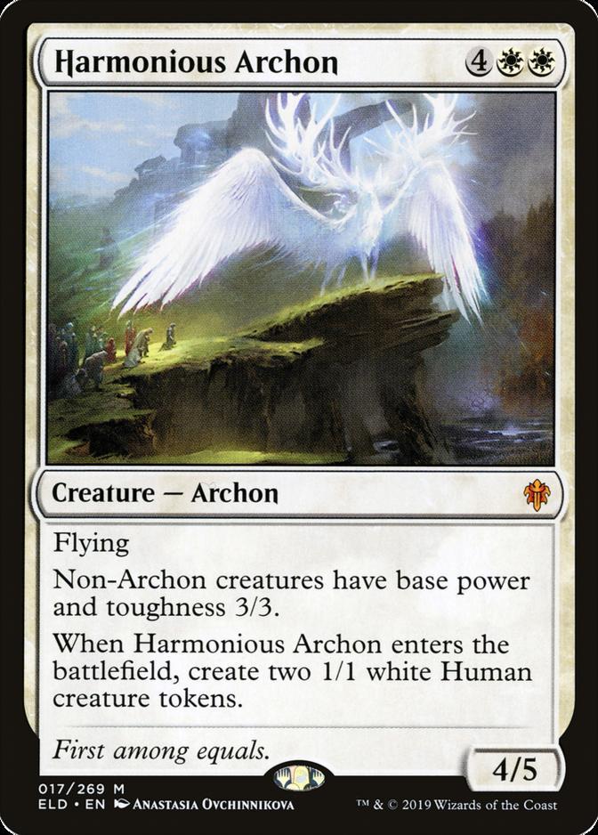 Harmonious Archon [ELD]