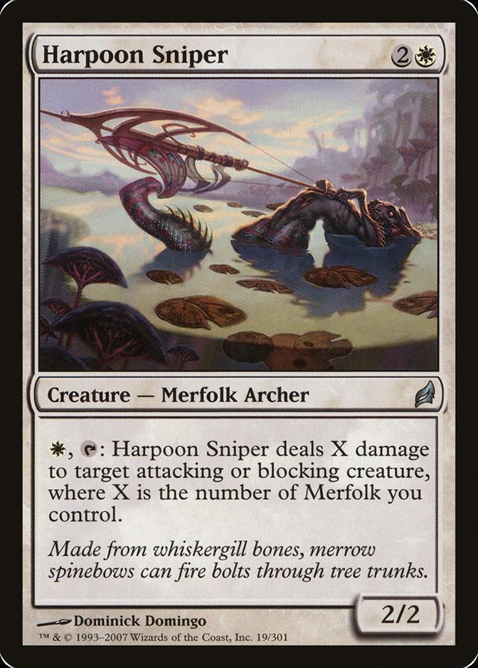 Harpoon Sniper [LRW]