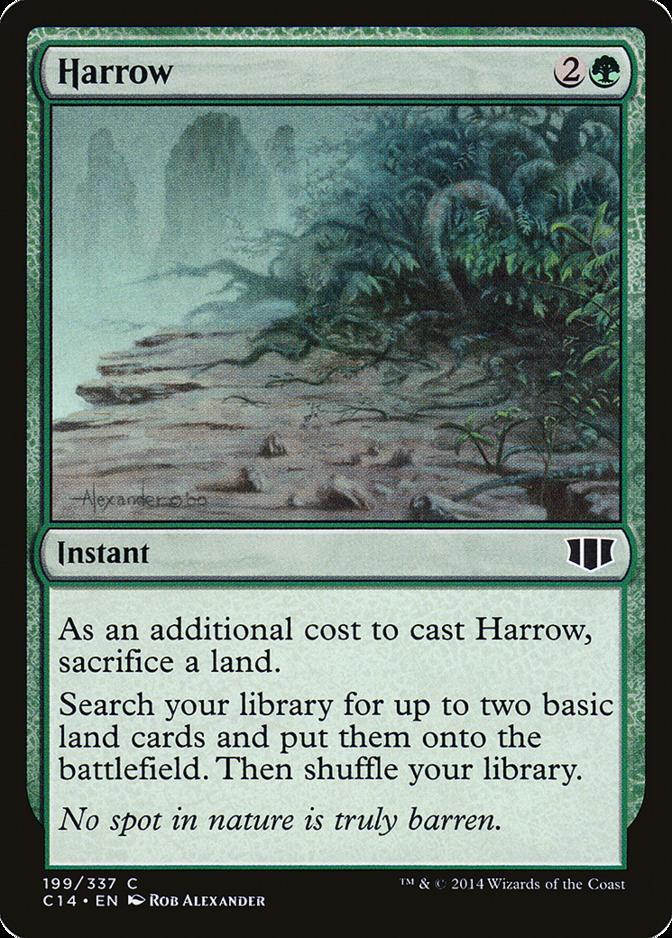 Harrow [C14]