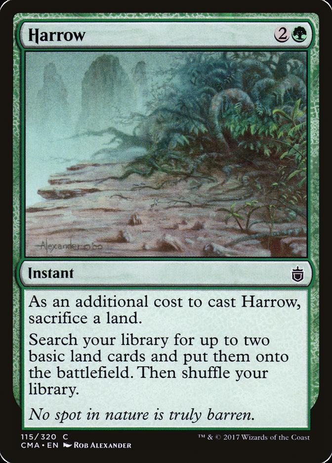 Harrow [CMA]