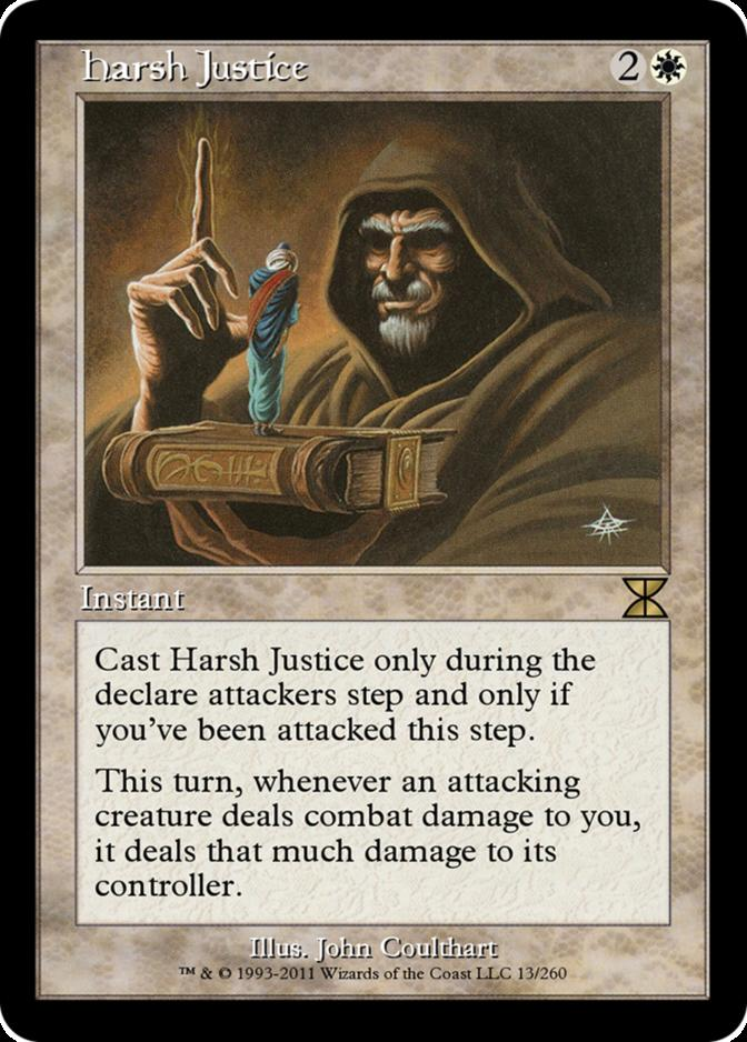 Harsh Justice [ME4] (F)