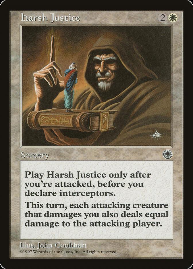 Harsh Justice [POR]