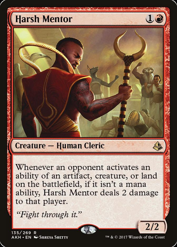 Harsh Mentor [AKH]