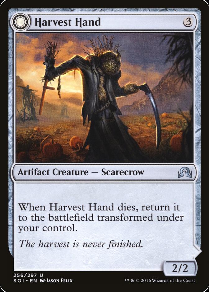 Harvest Hand [SOI]
