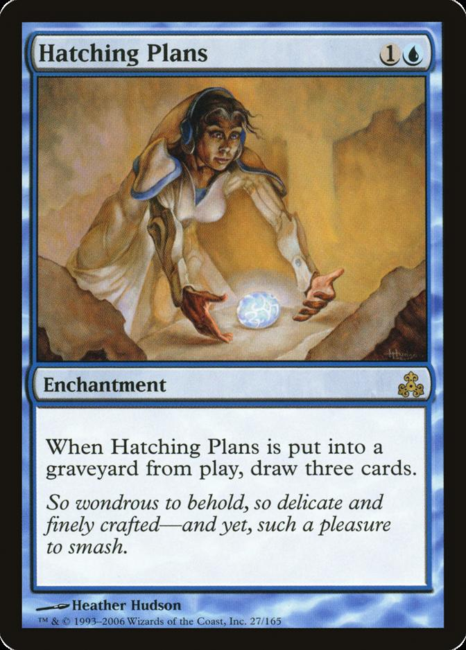 Hatching Plans [GPT]