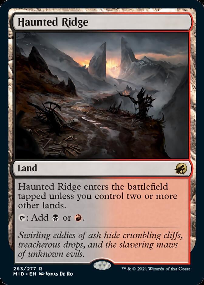 Haunted Ridge [MID]