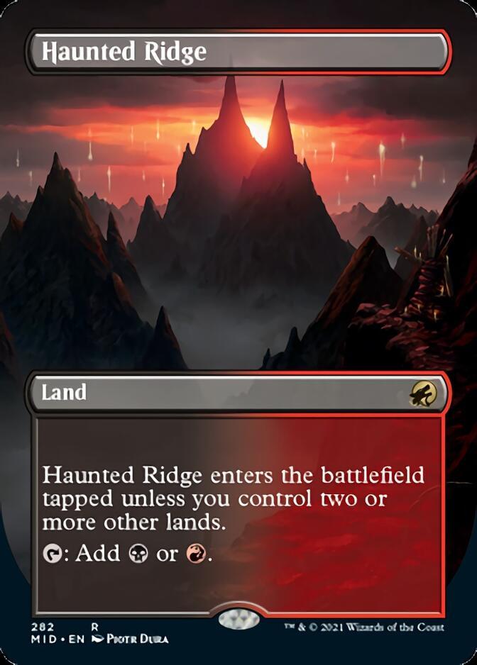 Haunted Ridge <borderless> [MID]