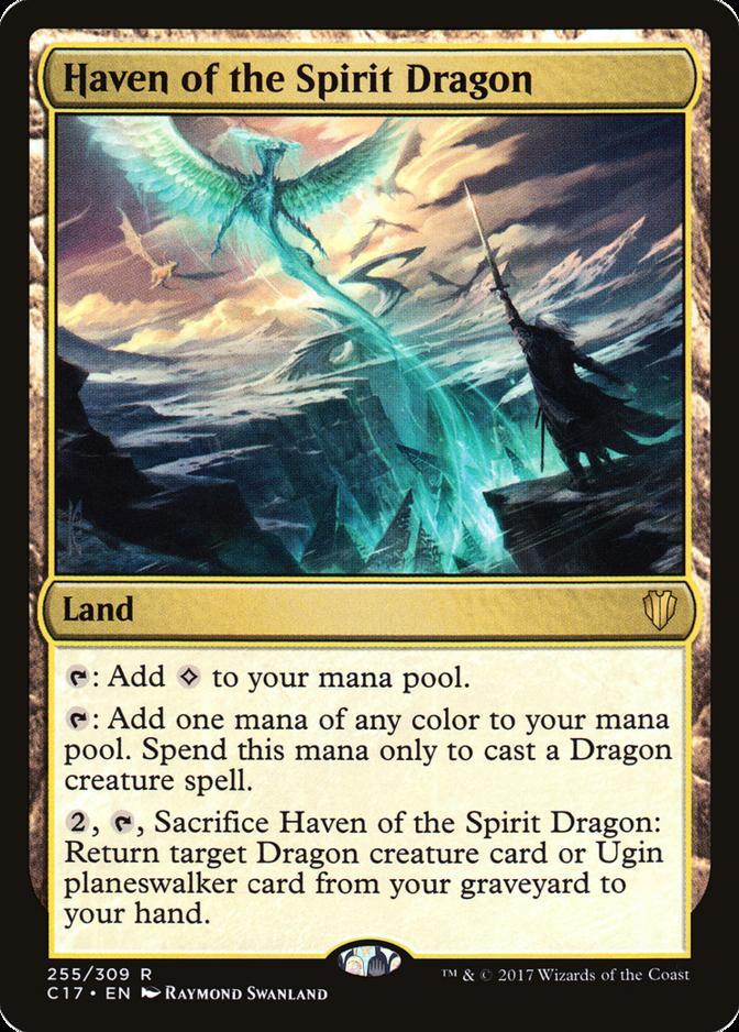 Haven of the Spirit Dragon [C17]