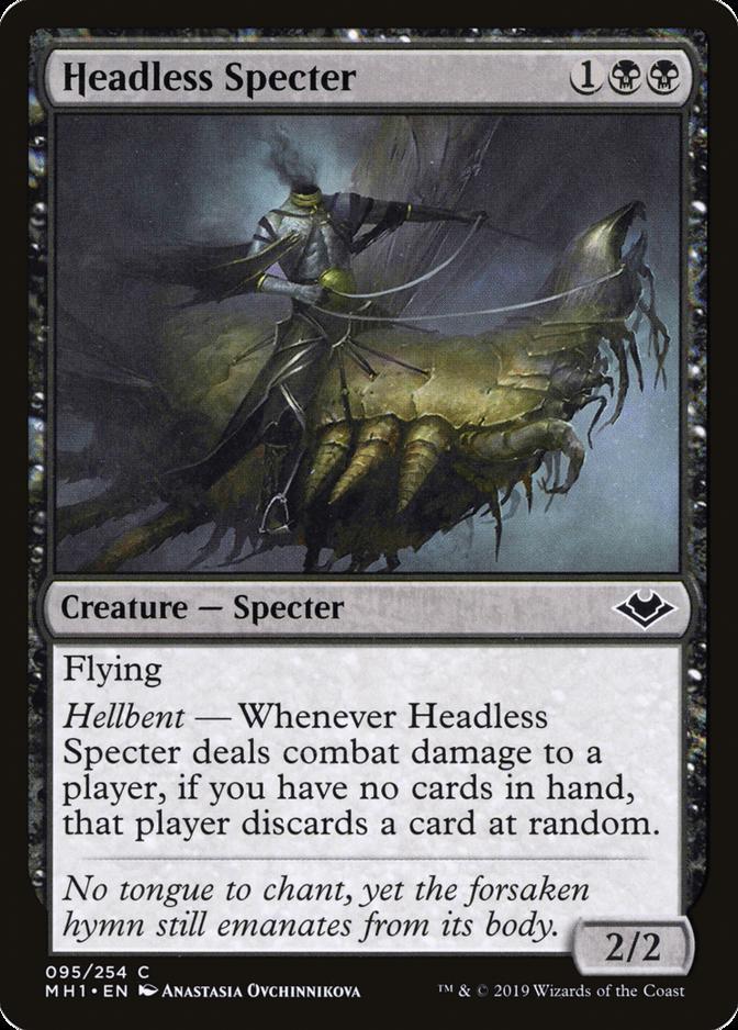 Headless Specter [MH1]