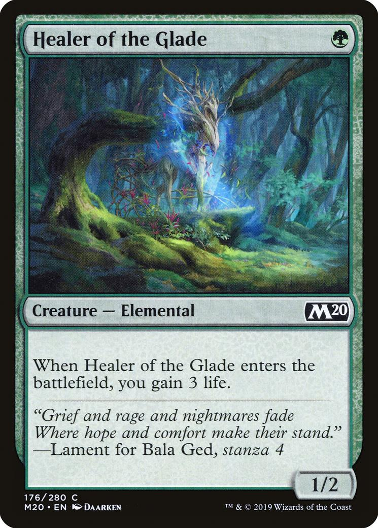 Healer of the Glade [M20]