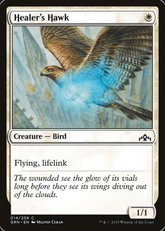 Healer's Hawk [GRN]