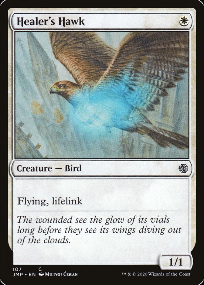 Healer's Hawk [JMP]