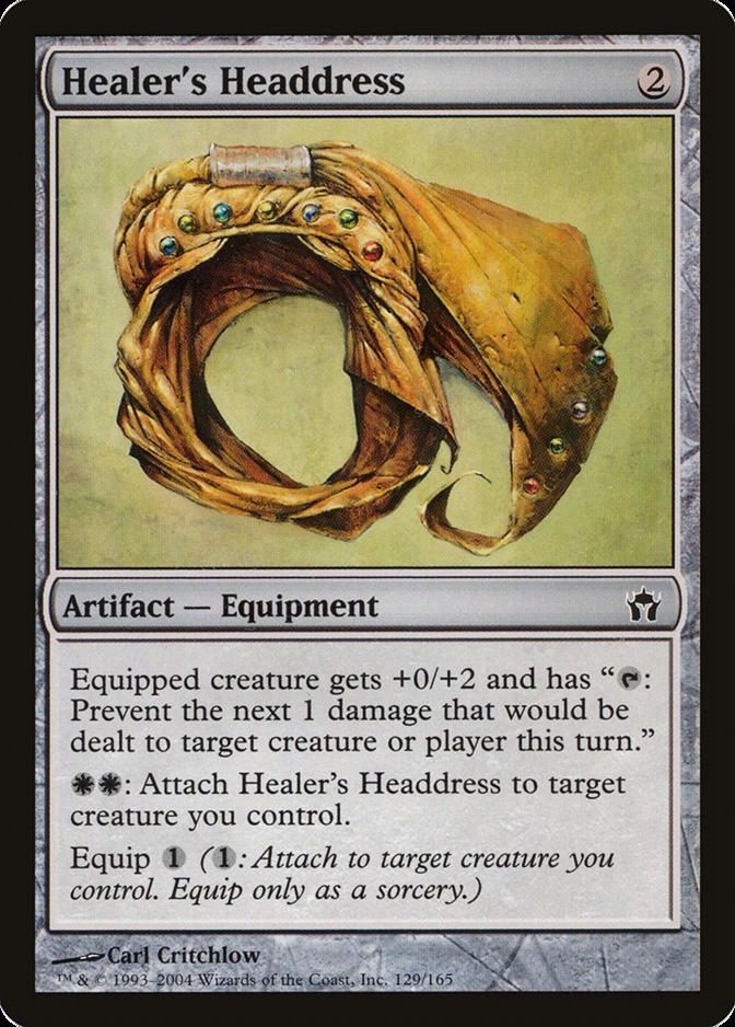 Healer's Headdress [5DN]