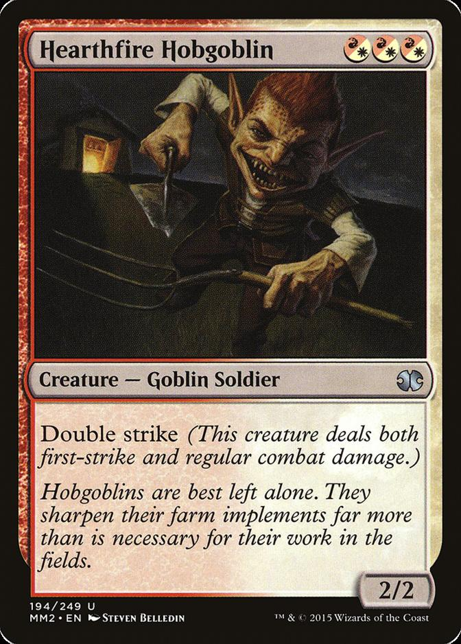 Hearthfire Hobgoblin [MM2]
