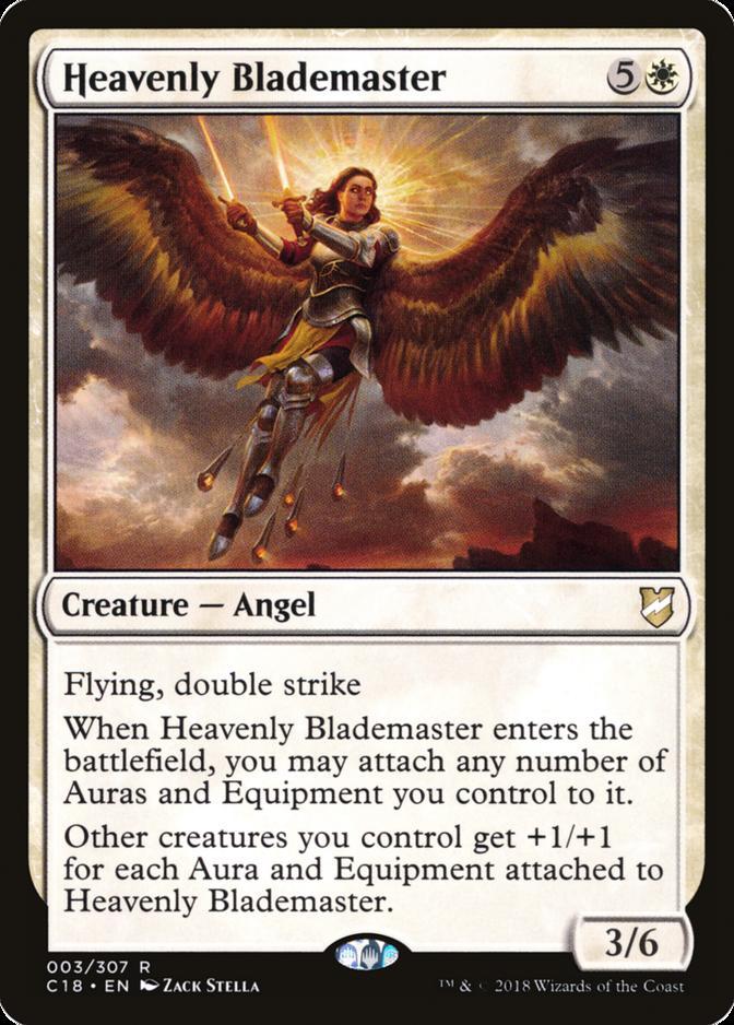 Heavenly Blademaster [C18]