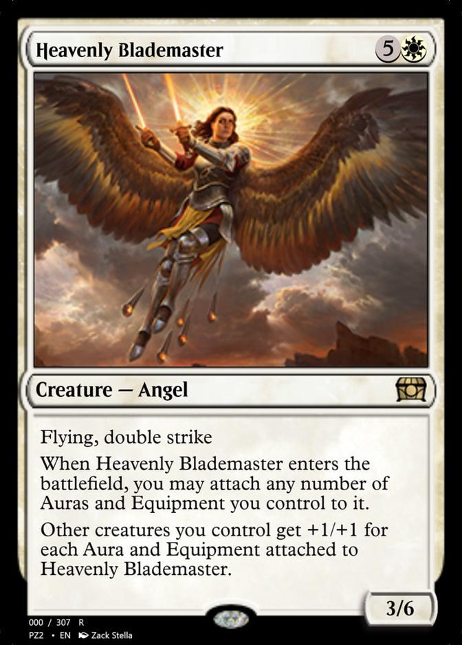 Heavenly Blademaster [PZ2]