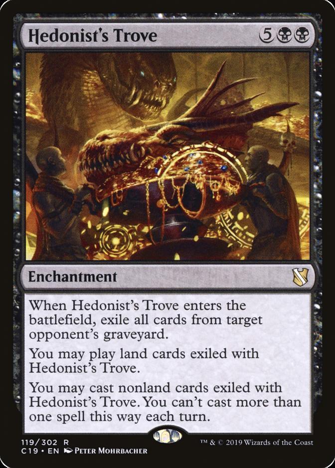 Hedonist's Trove [C19]