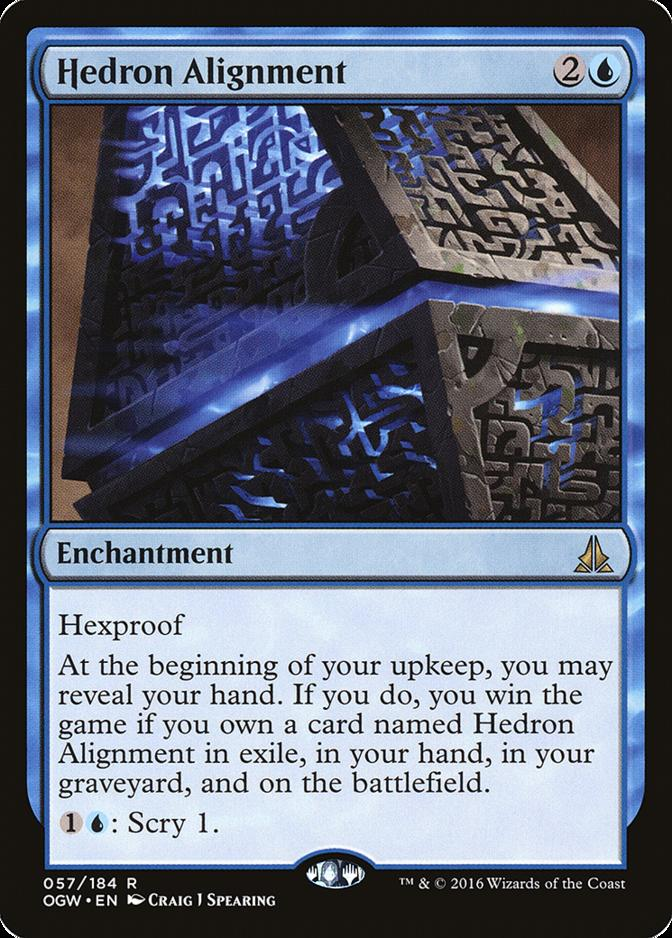 Hedron Alignment [OGW] (F)