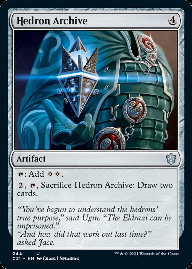Hedron Archive [C21]