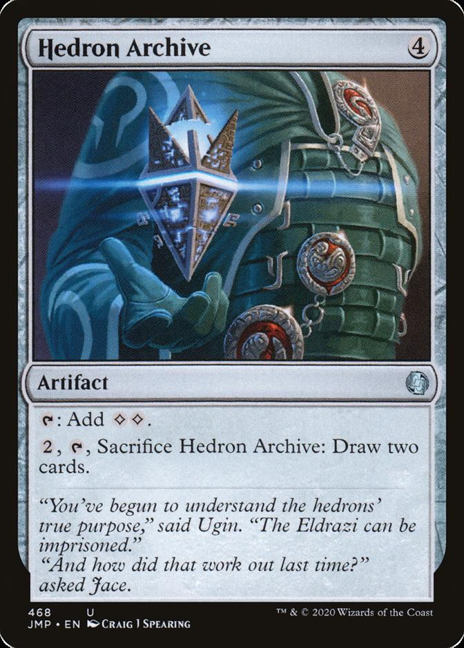 Hedron Archive [JMP]