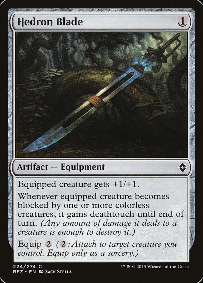 Hedron Blade [BFZ]
