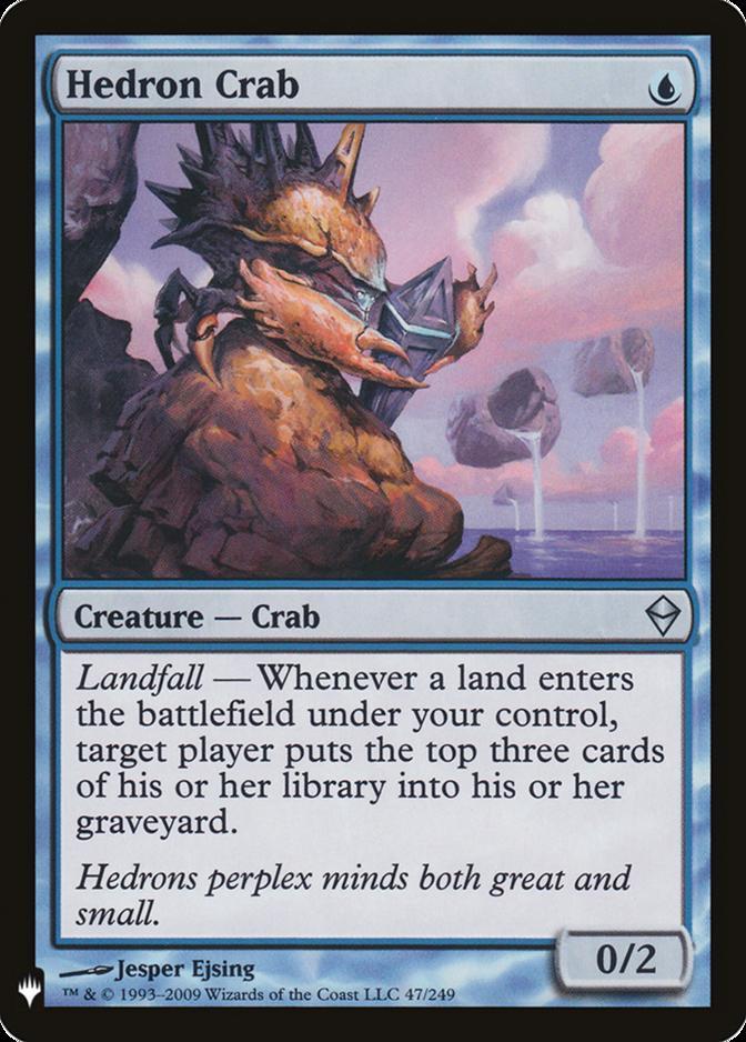 Hedron Crab [MB1]