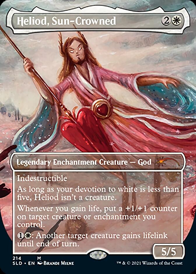 Heliod, Sun-Crowned [SLD]