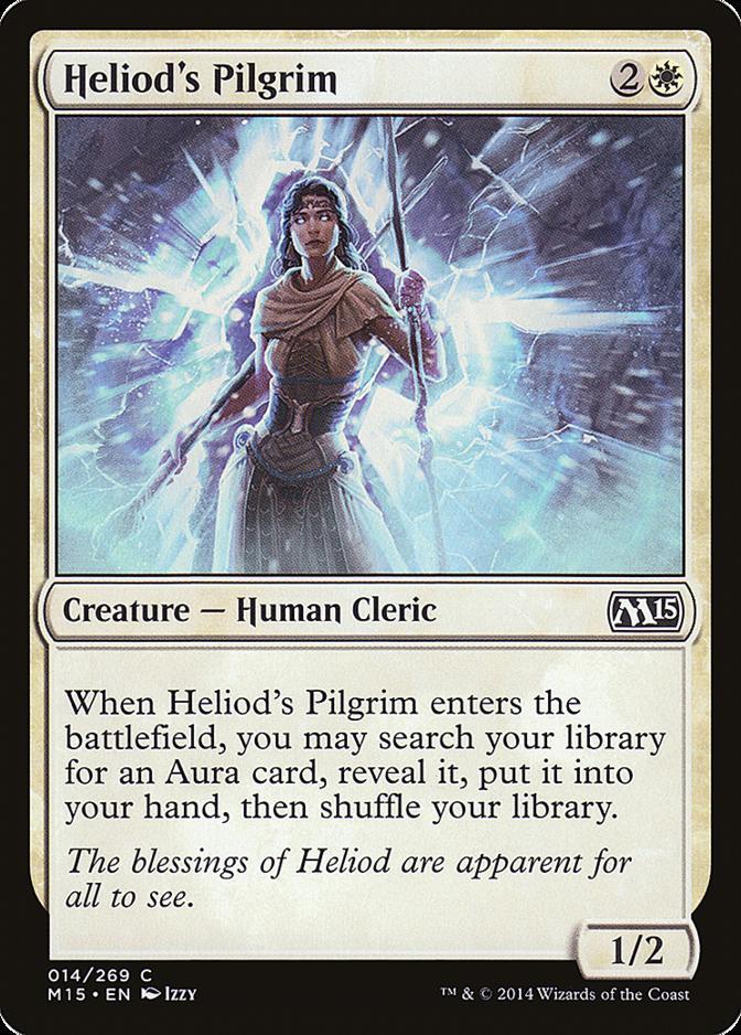 Heliod's Pilgrim [M15]