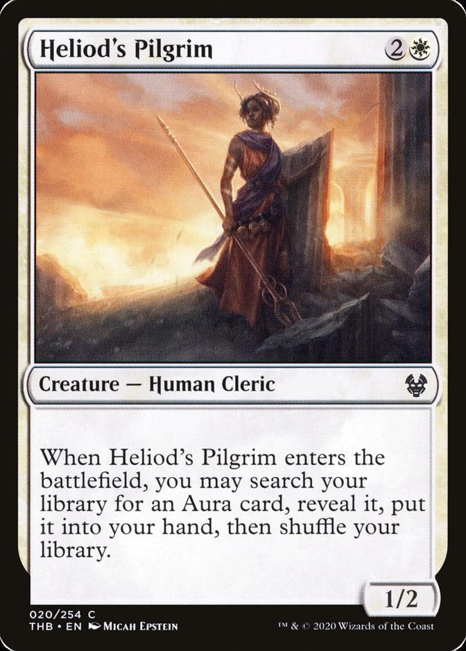 Heliod's Pilgrim [THB]