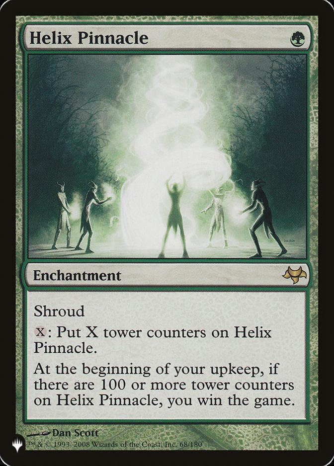 Helix Pinnacle [PLIST]
