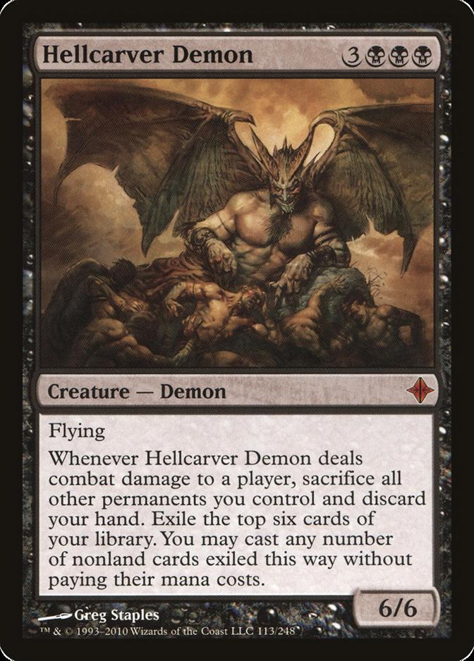 Hellcarver Demon [ROE] (F)