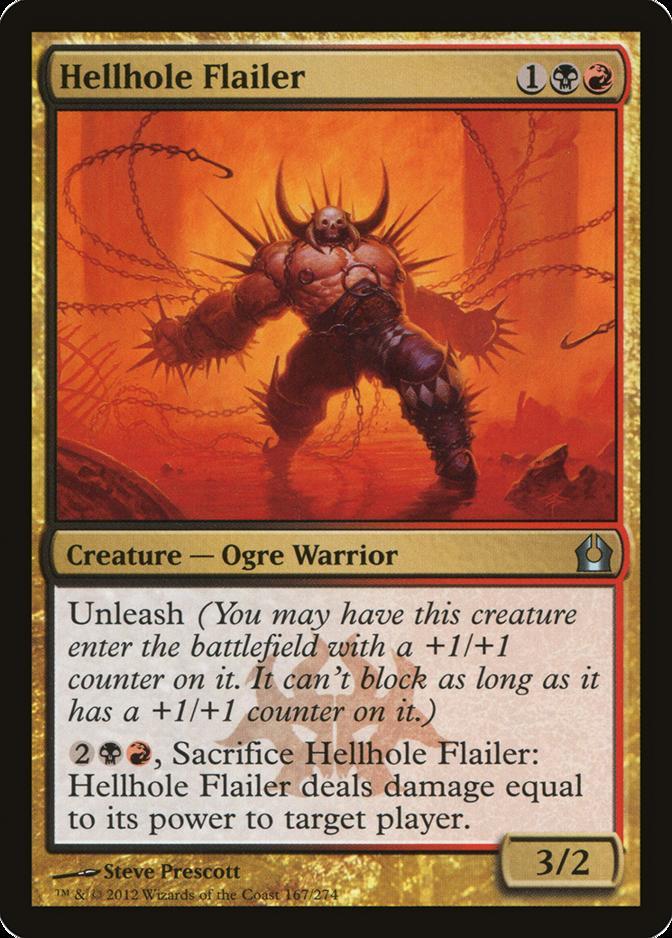 Hellhole Flailer [RTR]
